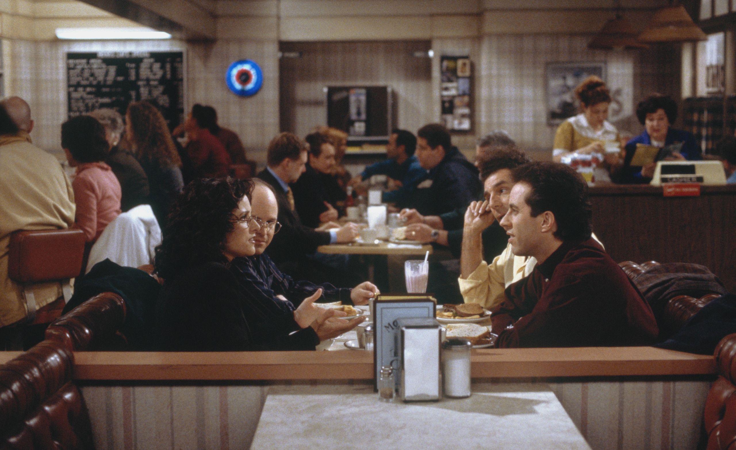 Seinfeld Guest Stars Share Memories Soup Nazi Puddy Sue Ellen
