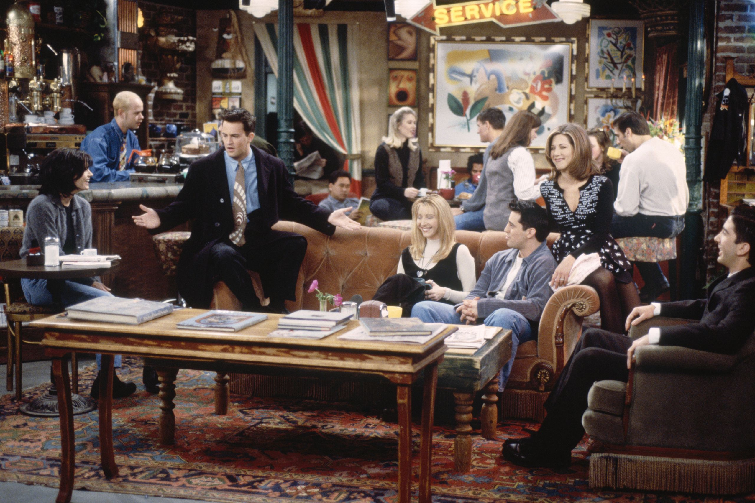 What was it like being on 'Friends'? 10 guest stars share